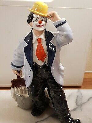 Royal Doulton Slap Dash  Clown HN2277 H 26 Cm • 100£