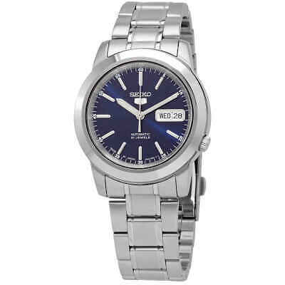 $ CDN169.99 • Buy Seiko Seiko 5 Automatic Blue Dial Men's Watch SNKE51J1