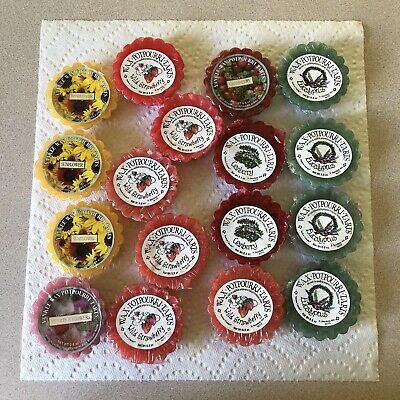 Lot Of 17 Vintage Yankee Candle Wax Melts Tarts Potpourri New Old Stock • 29.63£