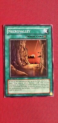 Yugioh Necrovalley PGD 084 1st Edition Collectors Vintage   • 9.99£