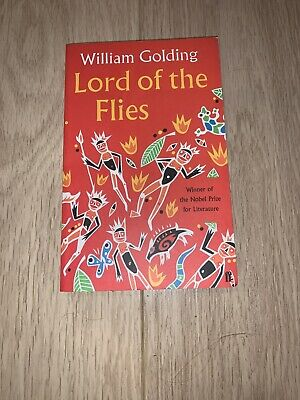 Lord Of The Flies By William Golding  Paperback  9780571191475  • 4£