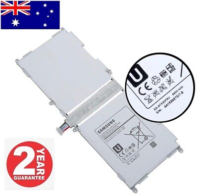 AU29.95 • Buy New Battery For Samsung Galaxy Tab 4 10.1 SM-T530 T531 T533 T535 T537 T537A