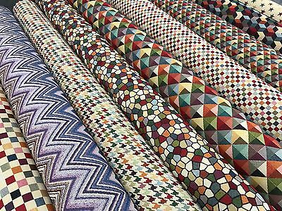 £1.99 • Buy  Tapestry  Luxury Designer Fabric Ideal For Upholstery Curtains Cushions Throws