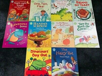 £19.90 • Buy Share A Story Book Collection -10 Books- Home Learning Young Readers Books