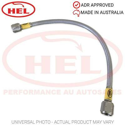 AU64.95 • Buy HEL Performance Braided Clutch Line Kit - Subaru Liberty RX 2.5L 98-03 (OEM Leng