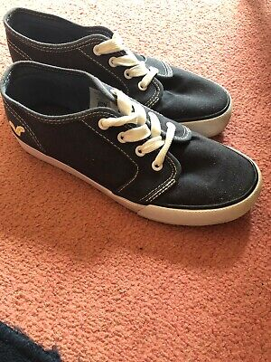 Mens Blue Voi Jeans Pumps/trainers Size 7 • 6£