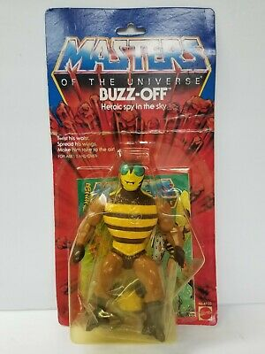 $155 • Buy Moc 1983 Buzz-off Masters Of The Universe Motu