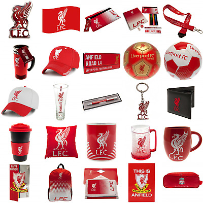 Liverpool FC Official Merchandise Football CHRISTMAS BIRTHDAY GIFT IDEA PRESENT • 6.99£
