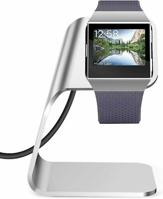 $ CDN32.49 • Buy KIMILAR Compatible Fitbit Ionic Charger Dock Stand Station, Replacement Charging