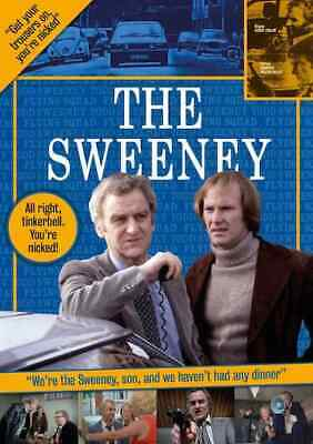 The Sweeney TV Series Great New Advertising A3  POSTER - FREE UK P&P • 6.99£