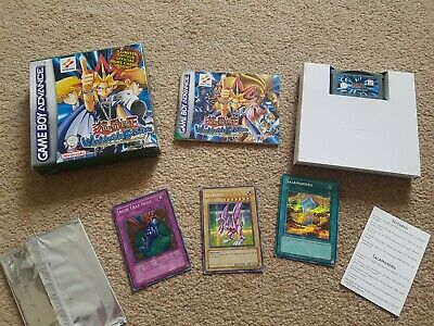 Yugioh GBA SDD Complete WITH CARDS • 50£