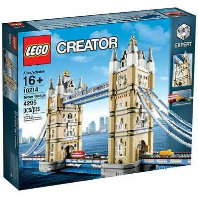 Lego CREATOR 10214  Tower Bridge  Brand New In Box (Sealed) (Free P&P) • 330£