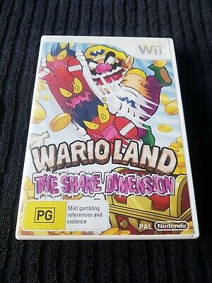 AU34.95 • Buy Wario Land: The Shake Dimension PG (Nintendo Wii)