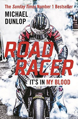 Dunlop, Michael-Road Racer BOOKH NEW • 5.50£