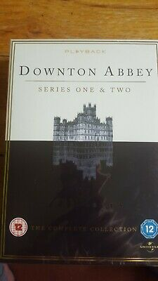 Downtown Abbey DVD Series 1 And 2 Sealed  • 9£