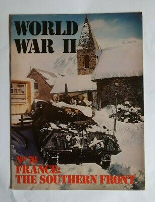 £3.95 • Buy World War 2 - Orbis Publishing - No.76 France: Into Southern Front
