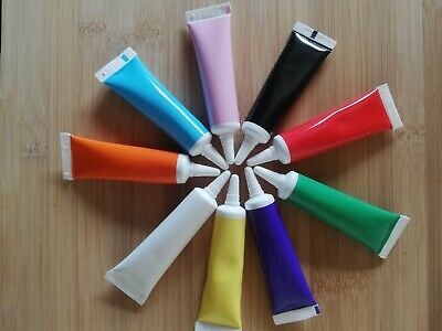 Red White Blue Black Pink Purple Writing Icing Tube Pen 19g Ready To Use Cake • 2.19£