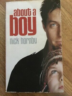 About A Boy, Hornby, Nick, Very Good Book • 3.99£