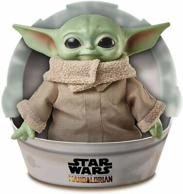 $44.50 • Buy Star Wars The Child Plush Toy, 11-inch Baby Yoda From The Mandalorian * 2020 11