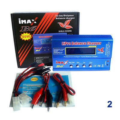 AU38.52 • Buy For IMAX B6 LCD Screen Charger Professional Digital RC Lipo NiMh Battery Charger