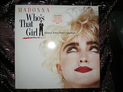 Who's That Girl (Madonna) - Original Motion Picture Soundtrack 9 Tracks • 9.99£