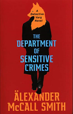 AU16.24 • Buy Alexander Mccall Smith-Department Of Sensitive Crimes BOOK NEW