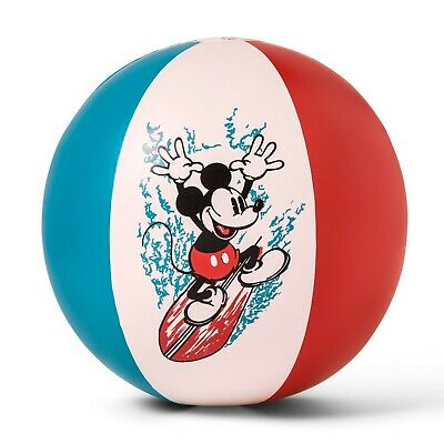 £9.91 • Buy New Target Mickey Mouse Junkfood Vintage Design Beach Ball