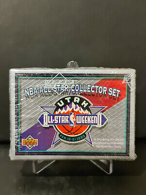 AU29.99 • Buy 1992/93 Upper Deck NBA All-Star Collector Set 40 Card Box-New & Sealed From Box
