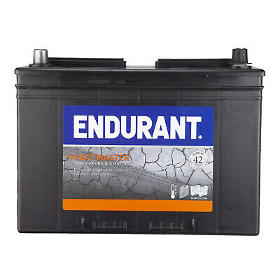 AU319 • Buy N70ZZ CASE SIZE 710CCA ENDURANT HEAT MASTER Flooded Starting Battery