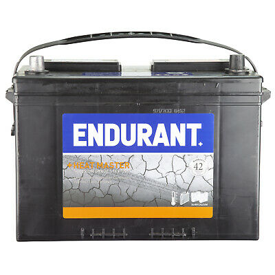 AU339 • Buy N70ZZ CASE SIZE 550CCA ENDURANT HEAT MASTER Flooded Starting Battery