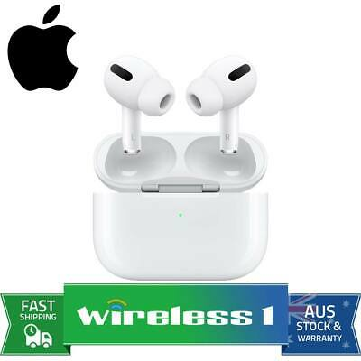 AU338 • Buy Apple Airpods Pro With Wireless Charging Case MWP22ZA/A Noise Cancellation