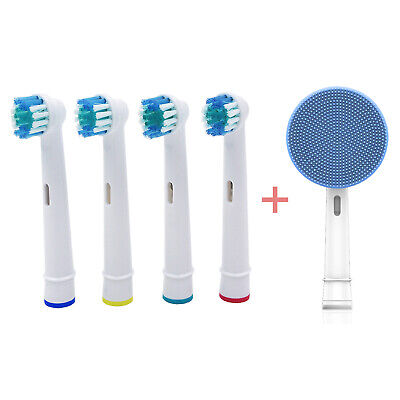 AU13.99 • Buy Facial Cleansing Brush Head For Oral-B Pro600,650,1000,2000,2500,FlossAction,3D
