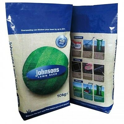 £10.90 • Buy Johnsons Lawn Seed - Quick, Tuffgrass, Shady, General, Sunday Best (1kg-20kg)