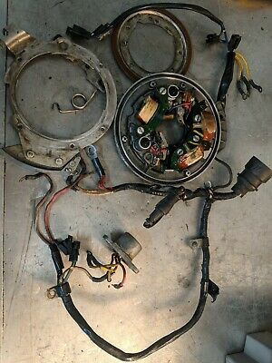 $68.99 • Buy 581415 Johnson Evinrude Outboard 1976 Electric Start Armature Plate Harness 35HP