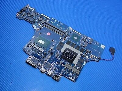 $ CDN1074.41 • Buy Dell Alienware M17 2019 I7-8750H 2.2GHz Motherboard Geforce RTX 2070 MaxQ 3R2RY