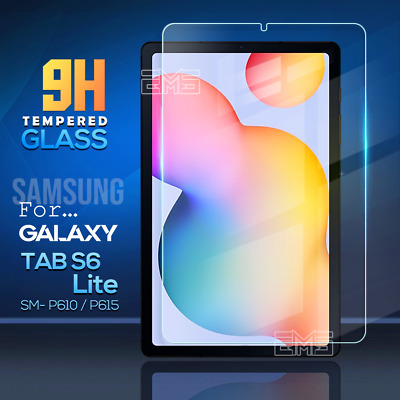 AU9.95 • Buy For Samsung Galaxy Tab S6 Lite 10.4 SM-P610 P615 Tempered Glass Screen Protector