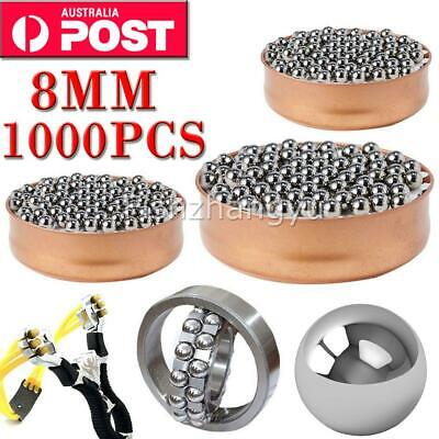 AU76.95 • Buy 1000/2000PCS Steel Replacement Parts 8mm Bike Bicycle Steel Ball Bearing