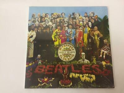 The Beatles ‎– Sgt. Pepper's Lonely Hearts Club 180g Vinyl Lp Reissue (sealed) • 17.99£