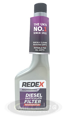 Redex Professional Diesel Particulate Filter Regenerator Cleaner Blocked DPF • 8.49£