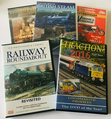 DVD Railways And Period Transport DVD's • 5.99£