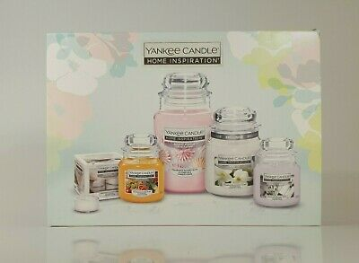 Yankee Candle Home Inspiration 16 Piece Gift Set - New - Boxed - Free P+p  • 38.99£