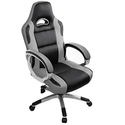 AU202.47 • Buy Gaming Computer Chair, Ergonomic Office PC Swivel Desk Chairs For Gamer Adults