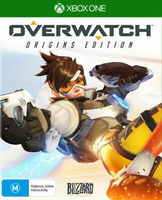 AU49.85 • Buy Overwatch: Origins Edition  Xbox One GAME GREAT CONDITION