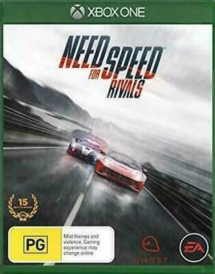 AU61 • Buy NFS Need For Speed Rivals Xbox One GAME GREAT CONDITION