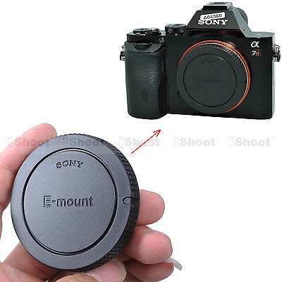 $ CDN2.84 • Buy Body Cover Cap For Sony E-mount Camera A7RII A7II A7R A7S A7 A6000 A5100 A5000