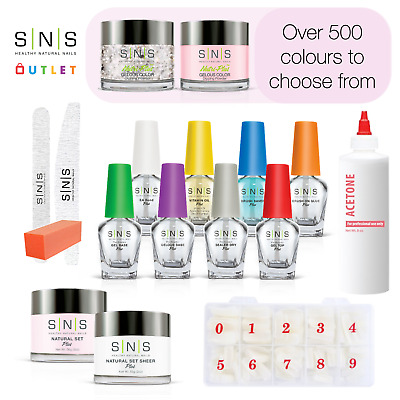 AU130 • Buy SNS Dipping Powder Nail Starter Kits (with Acetone)
