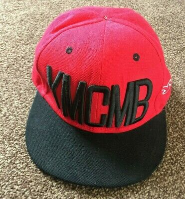 YMCMB Baseball Cap Red Adjustable Youth Mens Girls Ladies  • 5£