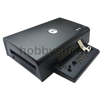 DELL D DOCK EXPANSION STATION For Latitude D-Series/Precision/XPS Laptop + Stand • 34.95£