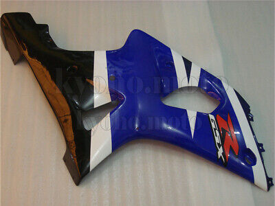 $165.79 • Buy Blue White Black ABS Injection Right Side Fairing Fit For 00-02 SUZUKI GSXR 1000