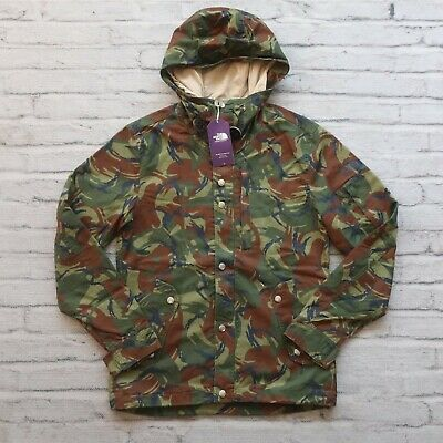 $399.99 • Buy NWT North Face Purple Label Bayhead Camouflage Mountain Parka Size M